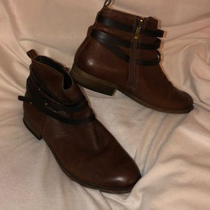 Ankle booties size 8.5